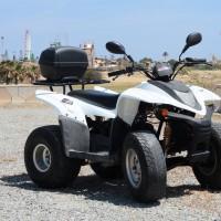 SMC Quad100cc front view