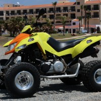 Access Quad 400cc side view