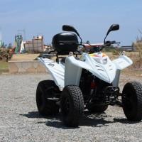 Adly Quad 200cc front view